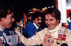 Pironi and Villeneuve