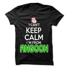 Keep Calm Angoon... Christmas Time - 99 Cool City Shirt - #best friend shirt #hoodie scarf. GUARANTEE => https://www.sunfrog.com/LifeStyle/Keep-Calm-Angoon-Christmas-Time--99-Cool-City-Shirt-.html?68278