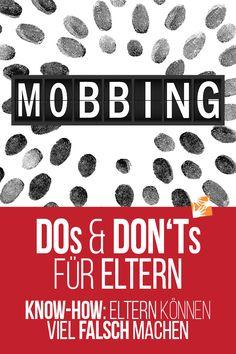 texte zum nachdenken mobbing