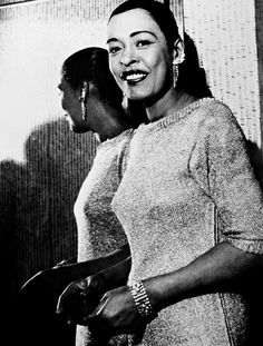 Better Days for Lady Day. Billie Holiday, Jazz Artists, Jazz Musicians, Music Icon, Soul Music, 50s Music, Freddie Green, Nova Orleans, Lady Sings The Blues