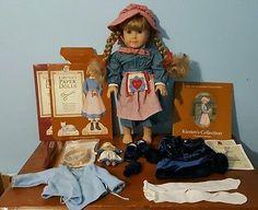 Pleasant-American-Girl-KIRSTEN-1854-Meet-Dress-SARI-Paper-Doll-Clothes