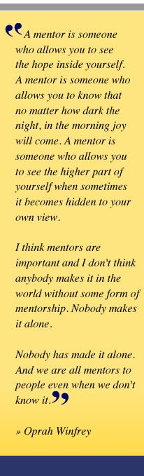mentor mentee relationship quotes - Google Search