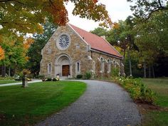West Parish Chapel, Andover MA