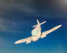 4D model: Cessna AT-17 Bobcat. #4dpa #cessnabobcat