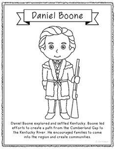 Daniel boone research paper