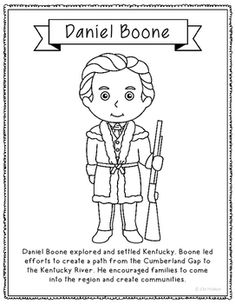 Julius caesar coloring page craft or poster with mini for Daniel boone coloring pages