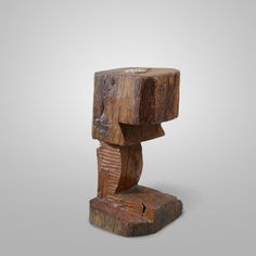 Collection Online | Constantin Brancusi. Watchdog (Chien de garde). 1916 - Guggenheim Museum