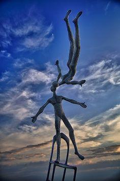 2011 Sculptures By The Sea | Sydney Australia #outdoor #sculpture #art