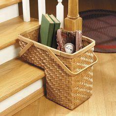Stair Step Basket Organizer