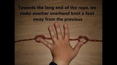 EASIEST way to make a rope halter... This is REALLY easy...Made 3 this morning...