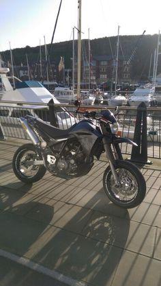 Yamaha XT660X Arrow, PC5, DNA, Hyperpro