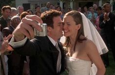 13 Going On 30 - Mark Ruffalo and Jennifer Garner Love them both, own and kids really like it