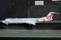 Virgin Australia F-100 VH-FSQ  JC Wings 1:200