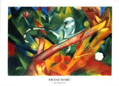 franz marc paintings horses - Google Search
