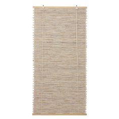 Amazon|カーテン 自然素材 遮光 カーテン ブラインド 伝統工芸 国内生産 目隠し スクリーン スクリーン 〔麻伐萩〕|ロールスクリーン オンライン通販