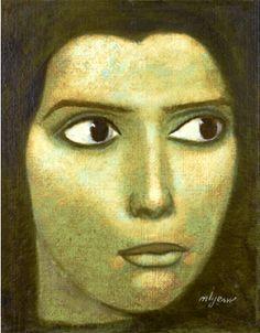 Nuri İyem Art Images, Mona Lisa, Islamic, Contemporary Art, Digital Art, Figurative, Art Pictures, Digital Paintings, Contemporary Artwork