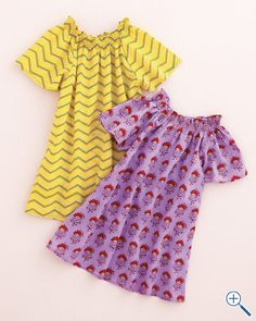 Garnet Hill has really cute girl clothes. Am I the last person to know this?