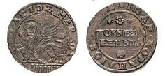 NumisBids: Numismatica Varesi s.a.s. Auction 67, Lot 446 : - MONETAZIONE PER CANDIA (1625-1629) 60 Tornesi a nome di Giovanni...