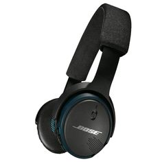 Bose SoundLink on ear bluetooth koptelefoon zwart Wireless Headphones For Tv, Headphone With Mic, Beats Headphones, Over Ear Headphones, Headset, Nordstrom, Bose, Black, Audio