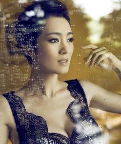 Gorgeous Gong Li