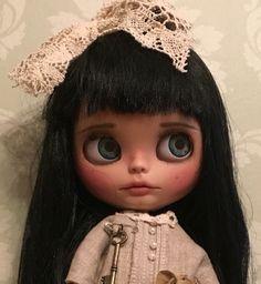"""""""Aster"""" Custom Blythe by LoveLaurie"""