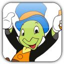 icon disney jiminy - Google Search