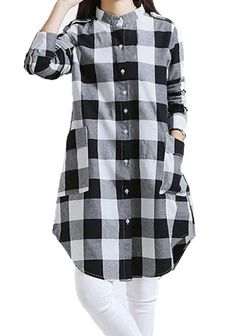 50 Different Types of Kurti Designs for Women in 2018 Simple Kurta Designs, Kurta Designs Women, Shirt Style Kurti, Sleeves Designs For Dresses, Modest Fashion Hijab, Girls Fashion Clothes, Woman Clothing, Button Down Shirt Dress, Stylish Dresses For Girls