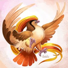 018 - Pidgeot by TsaoShin Pretty bird! This drawing was recorded during a Backseat Drawing episode! Check out the video: Pokemon Pokedex, My Pokemon, Pokemon Pidgeot, Pokemon Super, Pokemon Stuff, Pokemon Images, Pokemon Pictures, Deviantart Pokemon, Pokemon Official