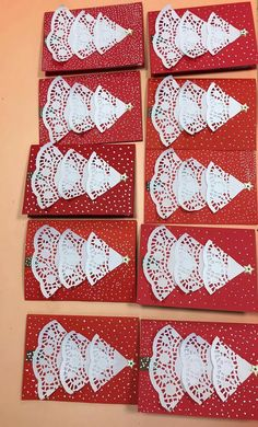 Learn How to Make Easy Simple Handmade Christmas Cards – Christmas DIY Holiday Cards Christmas Crafts For Kids To Make, Christmas Card Crafts, Christmas Tree Cards, Preschool Christmas, Christmas Activities, Homemade Christmas, Christmas Art, Origami Christmas, Snowman Crafts
