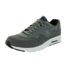 buy popular c3738 eb637 Chaussures Nike · Nike Women s Air Max 1 Ultra Essentials Dark  Dark   Black  Running Shoe Grey