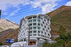 Barin Hotel in Shemshak Ski Resort Area Iran Pictures, Iran Travel, Tehran Iran, Unusual Homes, Holiday Travel, Skiing, Tourism, The Incredibles, Building