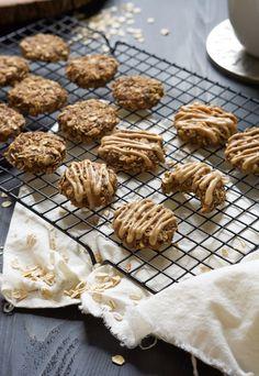 Chia Seed PB2 Peanut Butter Banana Breakfast Cookies- PB2 Recipes