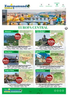Centroeuropa ultimo minuto - http://zocotours.com/centroeuropa-ultimo-minuto-2/