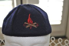 Camp FIre Girls hat