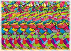 Posters : Stereogram Images, Games, Video and Software. 3d Hidden Pictures, Hidden 3d Images, Magic Eye Pictures, 3d Pictures, 3d Stereograms, Eye Illusions, Illusion Pictures, Picture Puzzles, Magic Eyes