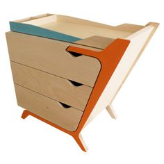 Wright Dresser with Optional Changing Tray