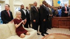 Kellyanne Conway accused to being disrespectful
