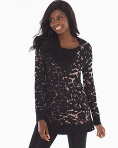 From the pumpkin patch to cookie exchange, this tunic will take you everywhere with versatility and ease. The zip collar allows you to adjust your look, and the tunic length pairs easily with leggings. Fashion Essentials, Style Essentials, Easy Wear, French Terry, Tunic, Zip, Lace, Sleeves, How To Wear