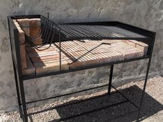 Opinions on two Argentine style BBQ grills I& currently looking into.
