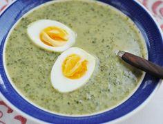 Grönkålssoppa soppa på grönkål