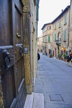Montepulciano! Memories flooding back!!