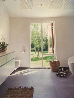 Oversized Mirror, Bathroom, Furniture, Home Decor, Washroom, Room Decor, Bathrooms, Downstairs Bathroom, Home Interior Design