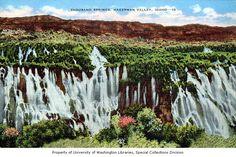 Hagerman Falls - Bing Images  Thousand Springs circa 1915, Hagerman, Idaho