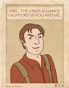 "Mal | Check Out These Sweet ""Firefly"" Valentines"