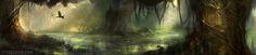 Underworld Kingdom: Happy New Year! Swamp... err, Wilderness Day :D