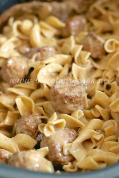 The Country Cook: Crock Pot Swedish Meatballs