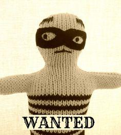 "BANDIT ""dents de loup"" #bandit #doll"