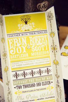 This is fantastic!  Love the color!    Rustic Farm Wedding in Menifee CA Wedding Real Weddings Photos on WeddingWire