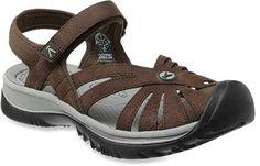 d2c6abd169b6 KEEN Women s Rose Sandals Cascade Brown Neutral Gray 10.5 Sport Sandals