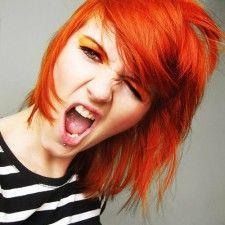 Como ocorre as cores indesejadas nos cabelos ~ Conceitus de Beleza